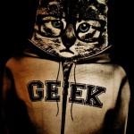 Geek poussy