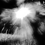 Soleil gris