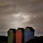 Trois cabines