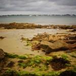 la plage verte