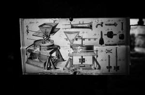 Le plan du Moulin