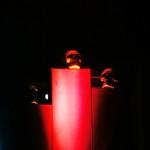 L'autel rouge