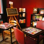 Coté Librairie