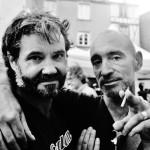 Franck et Cyril