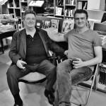 Francois Guérif et Pascal Dessaint